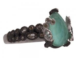 Armenta New World Arizona Turquoise Ring