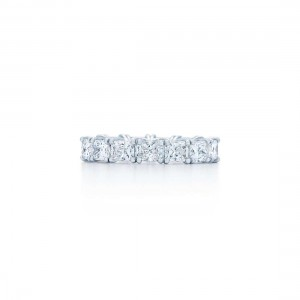 Kwiat Radiant Diamond Wedding Band