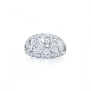Ashoka Diamond Ring
