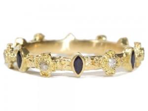 Armenta Sueno Pointed Ring