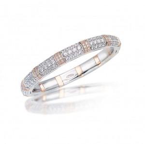 Picchiotti Xpandable Full Rose Gold Bar Bracelet