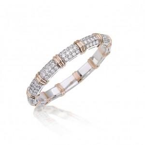 Picchiotti Xpandable Rose Gold Bar Bracelet