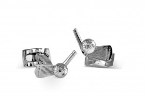 Deakin & Francis Golf Club Cufflinks