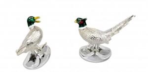 Deakin & Francis Bird Cufflinks