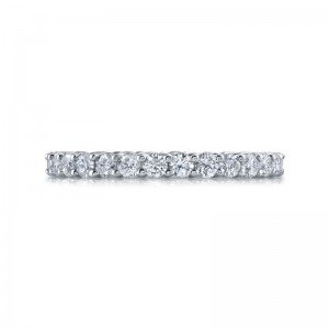 Deutsch Signature Shared Prong Diamond Eternity Band