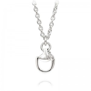 Vincent Peach Churchill Downs Necklace