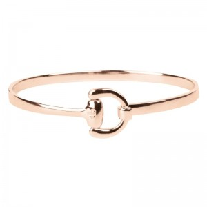 Vincent Peach Equestrian Bangle