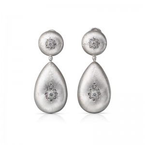 Buccellati Macri Classica Pendant Earrings