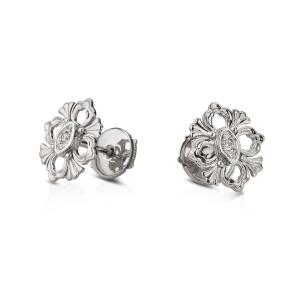Buccellati Opera Small Button Earrings