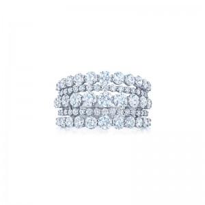 Kwiat Design Lyric Diamond Ring