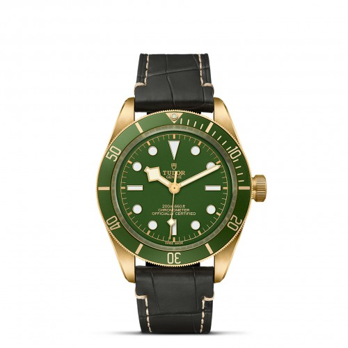 Black Bay Fifty-Eight 18K 39mm Yellow Gold