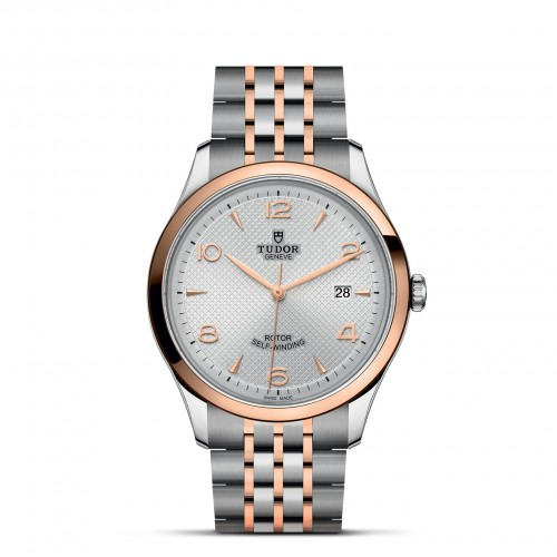 1926 41mm Steel and Rose Gold