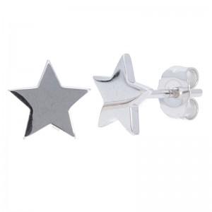 Deutsch Signature Star Studs