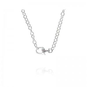 Vincent Peach Stirrup Lock Chain