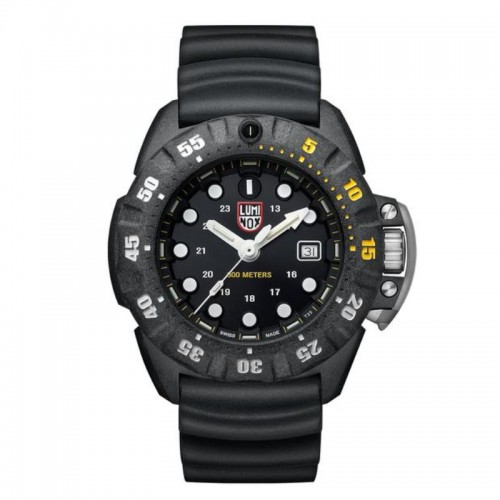 Luminox Scott Cassell Deep Dive, 45 mm, Professional Divers Watch - 1555