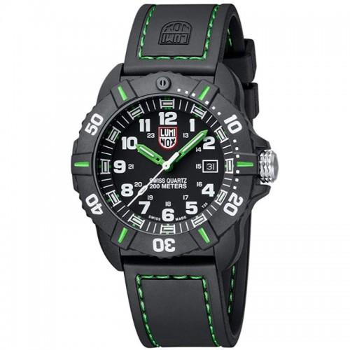 Luminox Navy Seal Black Outdoor Men's Watch