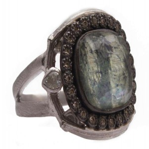 Armenta New World Chrysotile Ring