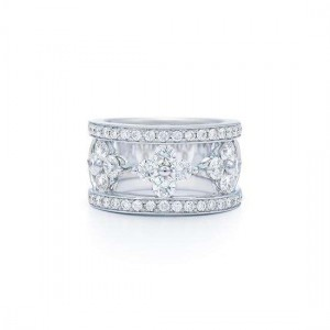Kwiat Jasmine Diamond Ring