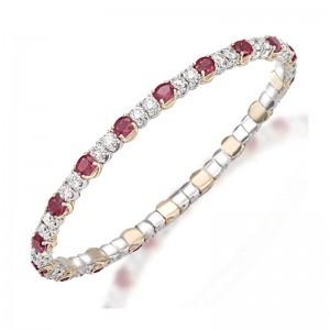 Xpandable™  Ruby Bracelet
