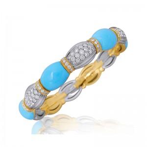 Xpandable™ Turquoise Bracelet