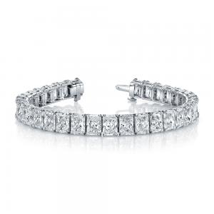 Norman Silverman Diamond Bracelet