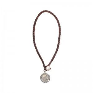 Vincent Peach Tribute Coin Necklace