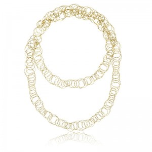 Buccellati Hawaii Long Necklace