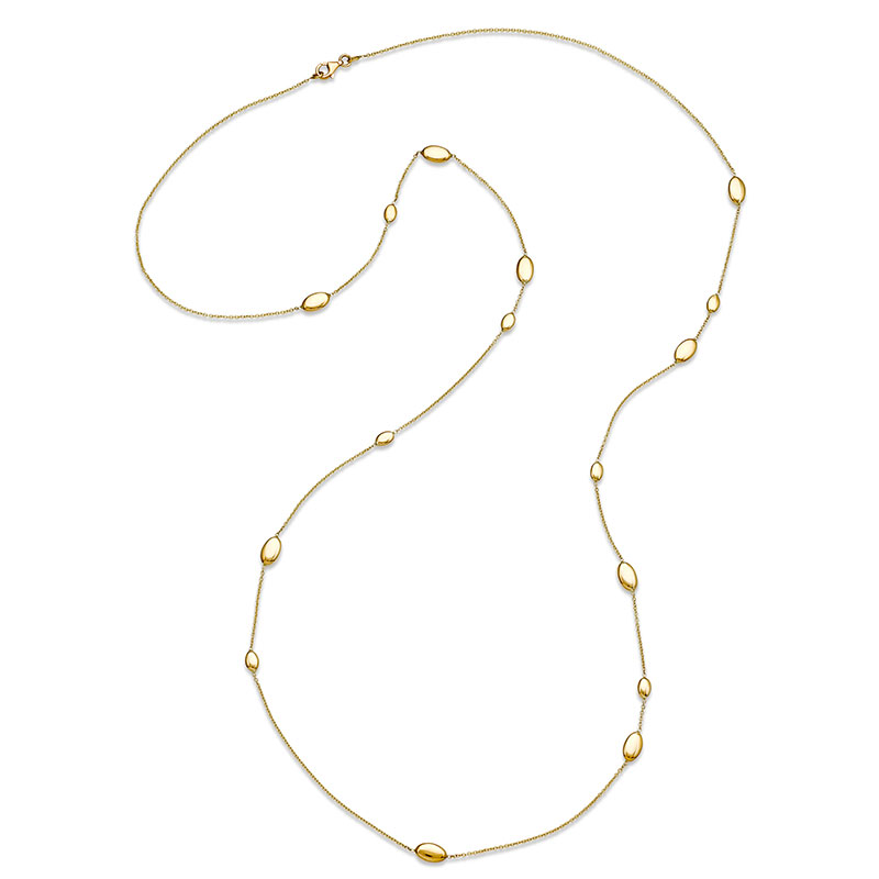 Rudolf Friedmann Gold Necklace