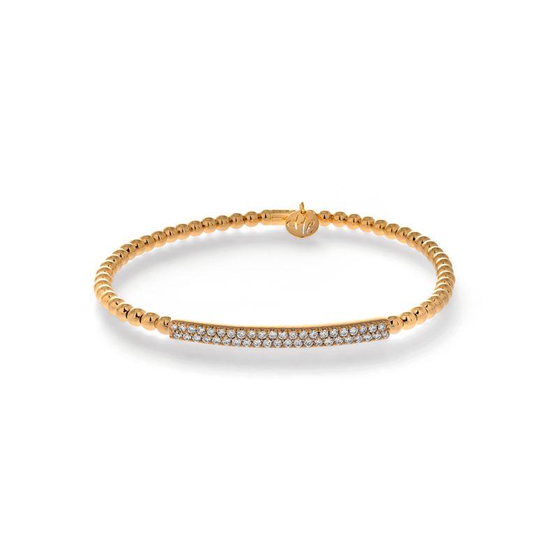 Hulchi Belluni Tresore  Bracelet, 18K Rose Gold