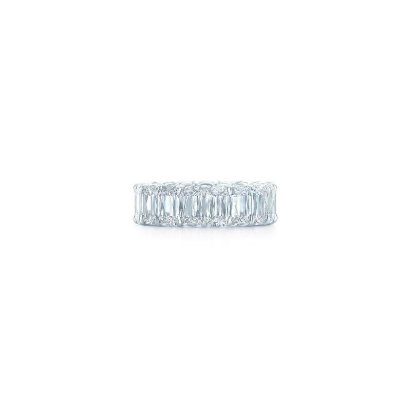 Kwiat Ashoka Diamond Shared Prong Eternity Band