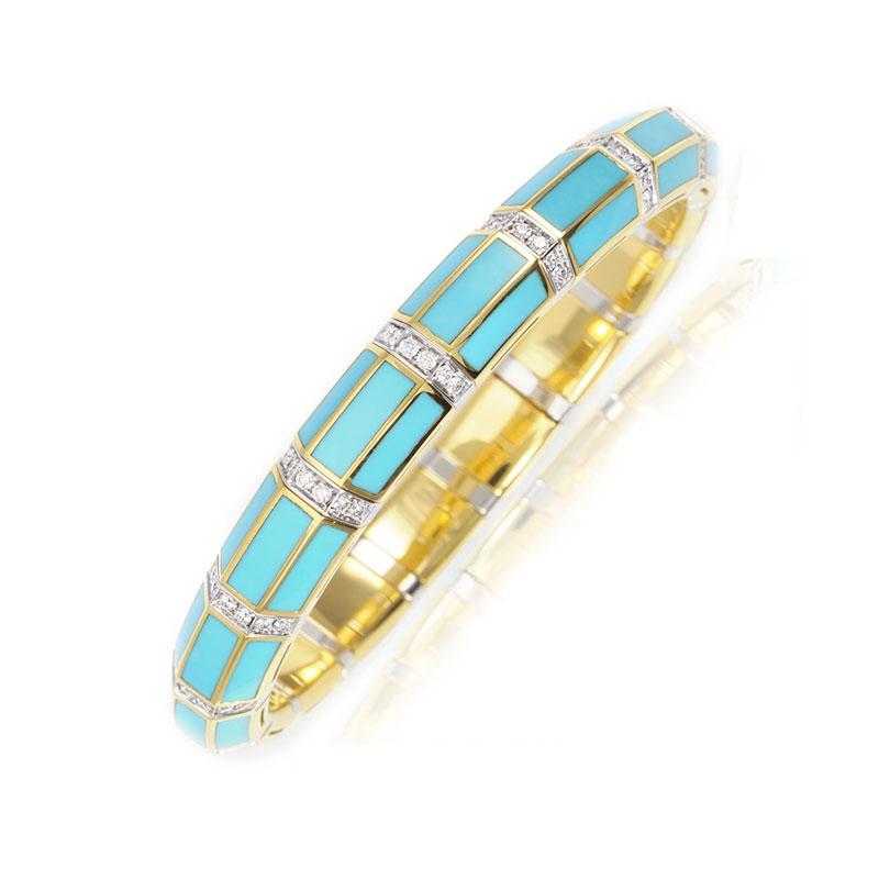 Xpandable ™ Turquoise Bracelet