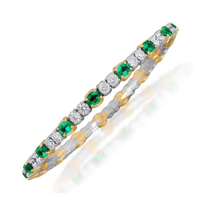 Xpandable™  Emerald Bracelet
