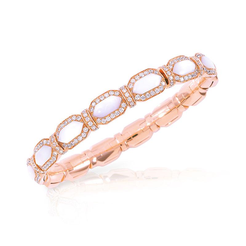 Xpandable™ Fifteen Hard-Stone Bracelet