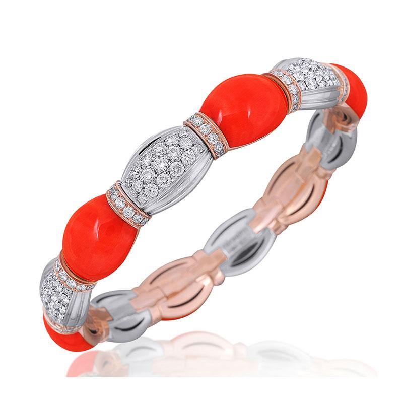 Xpandable™ Coral Bracelet