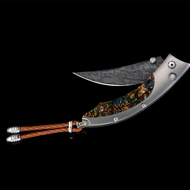 William Henry Persian 'Cypress' Pocket Knife