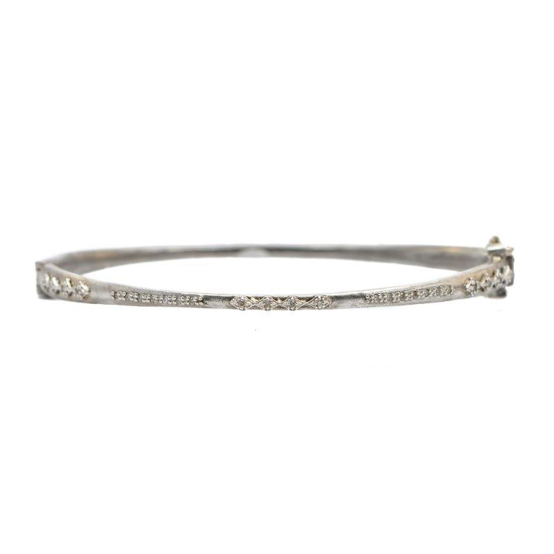 New World Multi Crivelli Huggie Bracelet