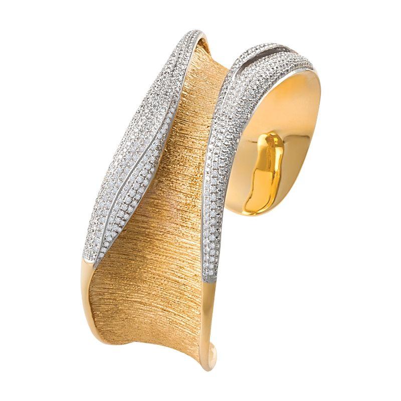 Jye's Florentine Cuff Bracelet