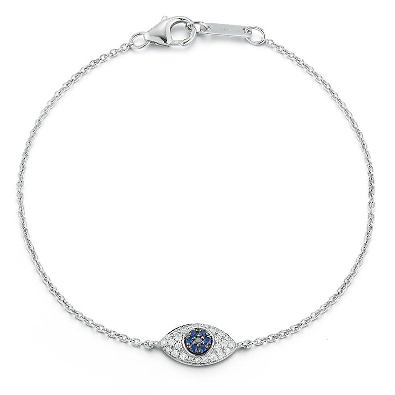 Deutsch Signature X-Small Evil Eye Bracelet