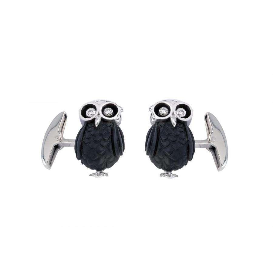 Deakin & Francis Owls Cufflinks