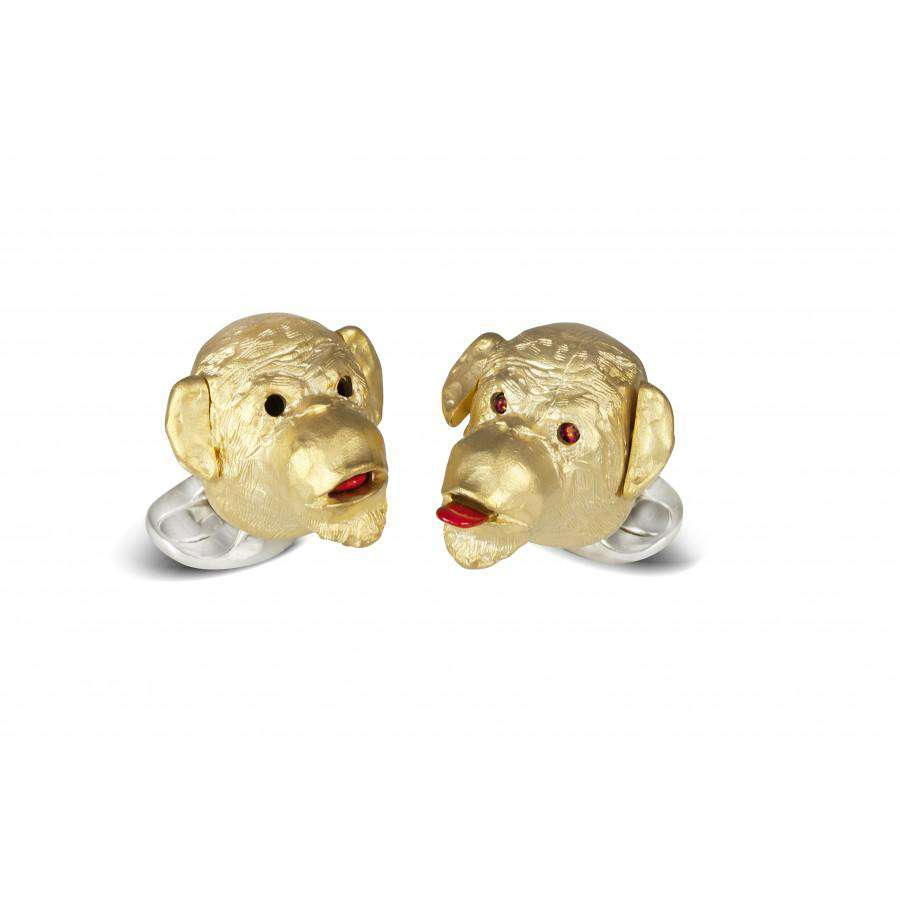 Deakin & Francis Cheeky Monkey Cufflinks