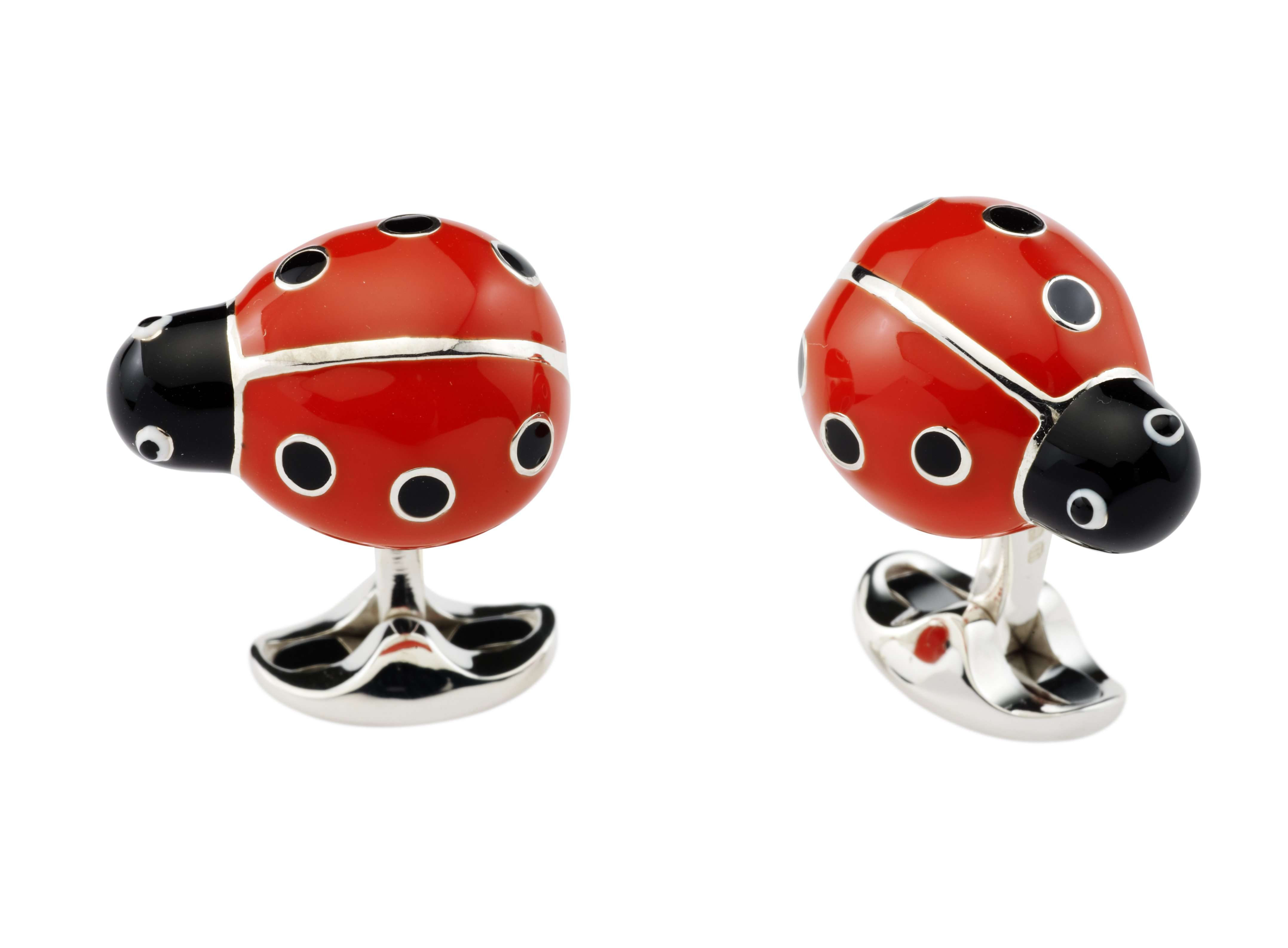 Deakin & Francis Ladybug Cufflinks