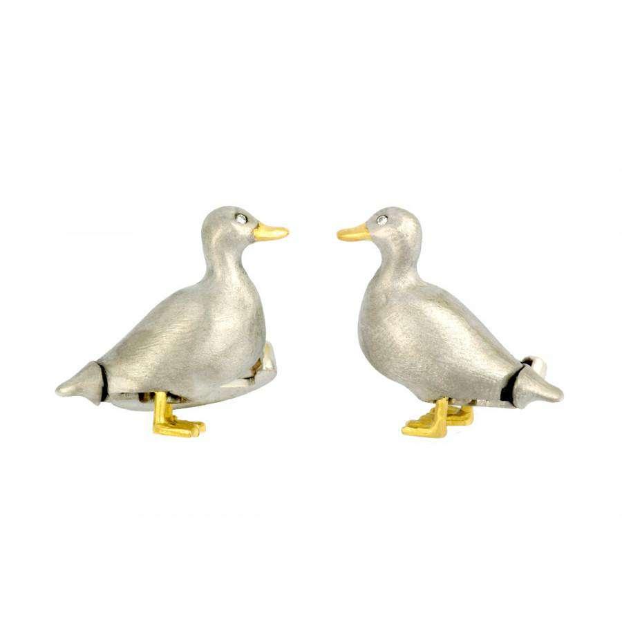 Deakin & Francis Duck Cufflinks