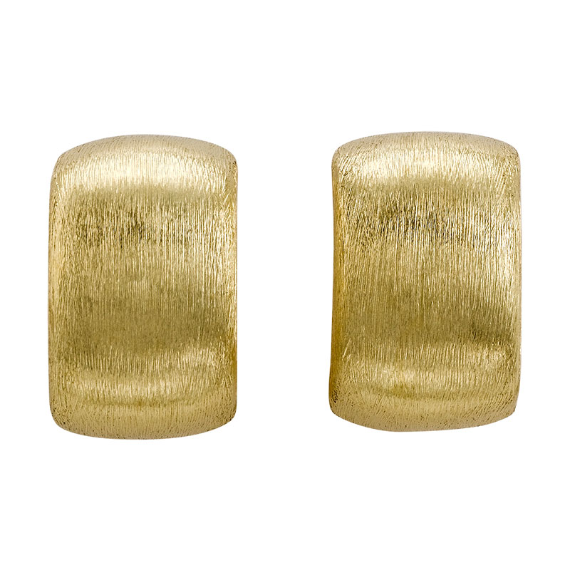 Rudolf Friedmann Gold Earrings
