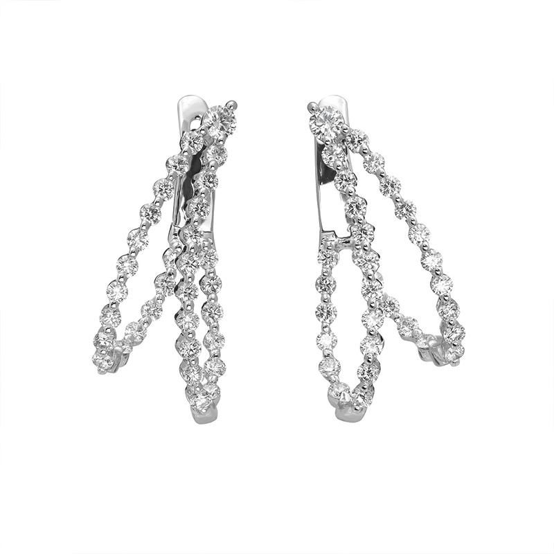 Jye's Double Hoop Earrings