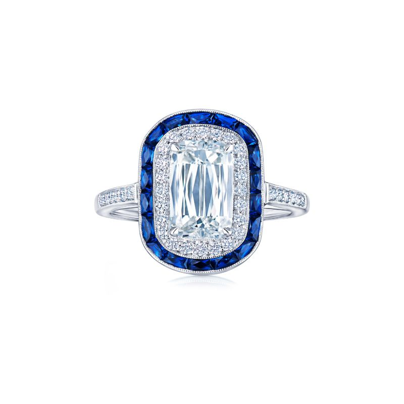 Kwiat Ashoka Diamond Engagement Ring