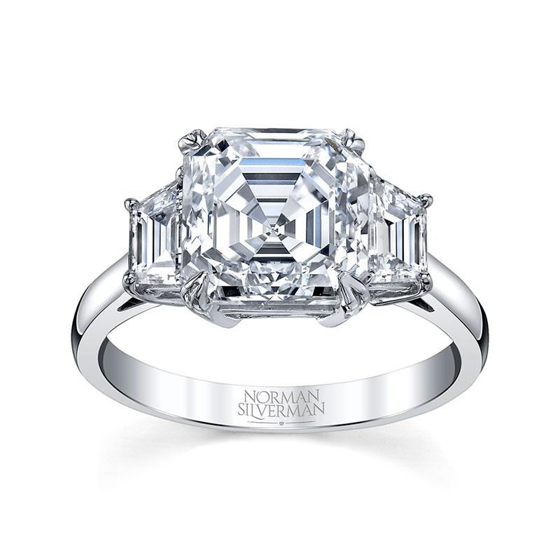 Deutsch Signature Engagement Ring