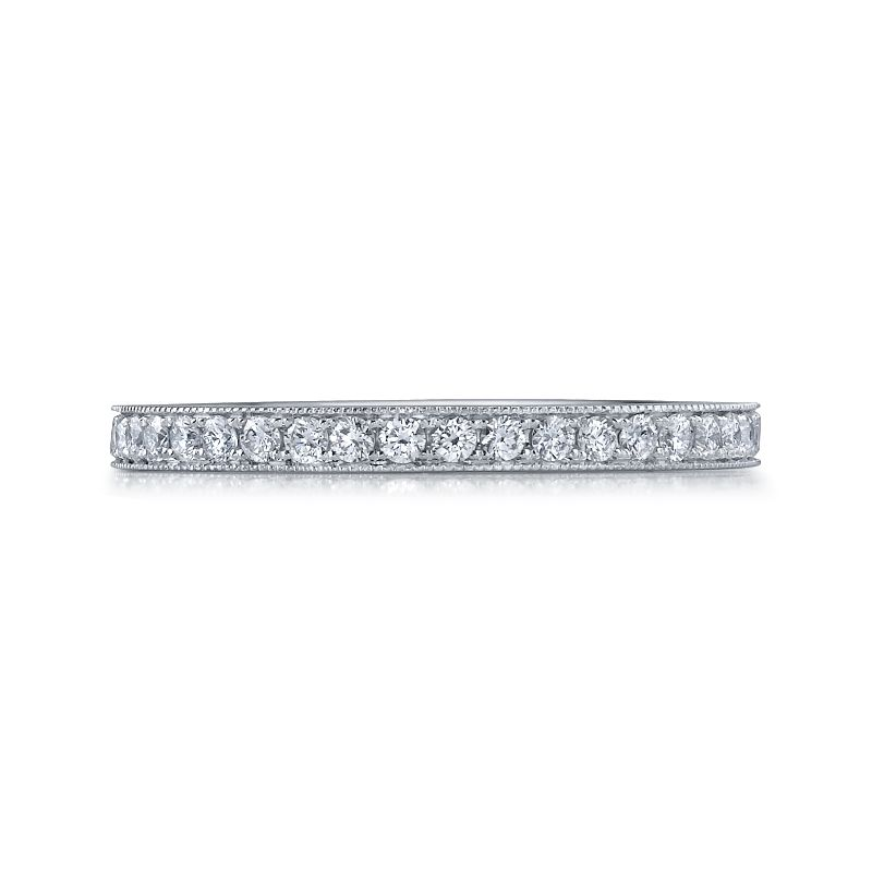 Deutsch Signature Micro Pave Eternity  Band