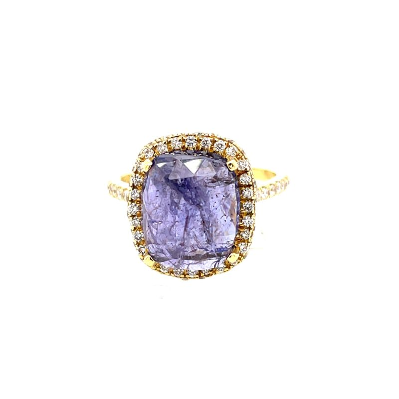 Lauren K Mischa Tanzanite Ring