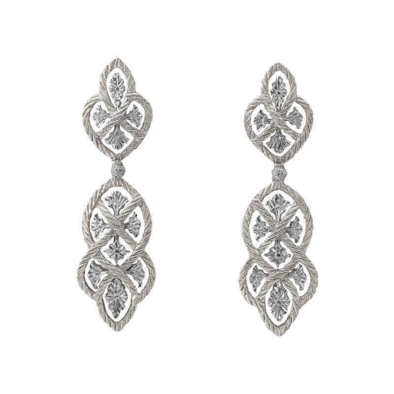 Buccellati étoilé Earrings