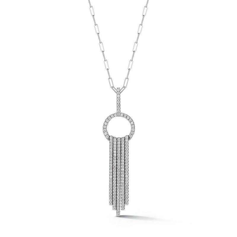Deutsch Signature Diamond Chandelier Pendant